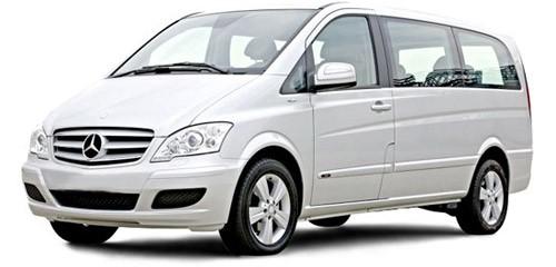 Mercedes vito 9 seat