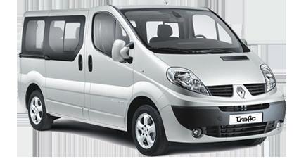 Renault Trafic 10 seat