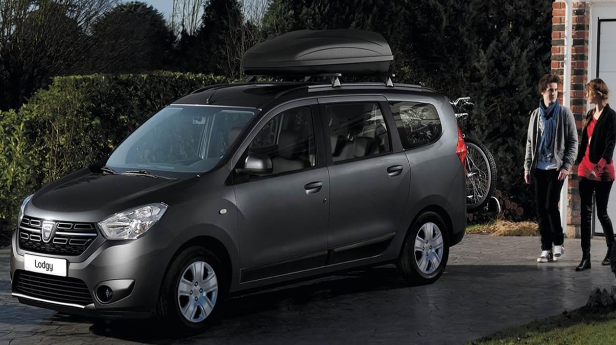Dacia Lodgy 7 seat